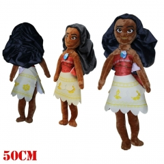 Moana Movie Cosplay Cartoon For Gift Doll Anime Plush Toy