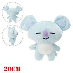 K-POP BTS BT21 Bulletproof Boy Scouts Plush Toy