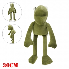 Sesame Street Anime Kermit the Frog Plush Toy