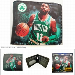 NBA Kyrie Irving PU Leather Wallet