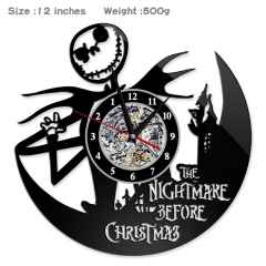 The Nightmare Before Christmas PVC Anime Clock