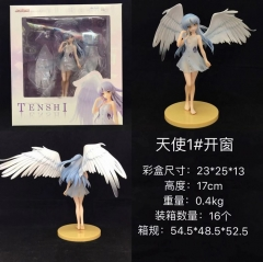 Angel Beats Toy Anime Figure