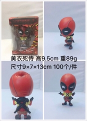 Deadpool Movie PVC Plastic Figure Toy
