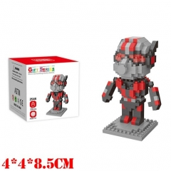 Marvel Comics Ant-Man Movie Miniature Building Blocks For Kids Toy