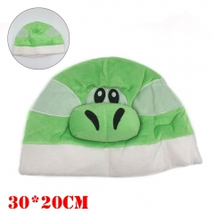 Super Mario Bros. Game Plush Hat