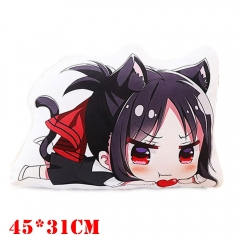 Kaguya-sama: Love Is War Anime Fujiwara Chika Plush Stuffed Doll Cushion Pillow