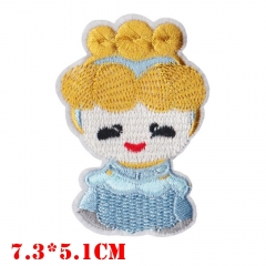 Cinderella Movie Cloth Patch