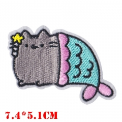 Pusheen the Cat Anime Cloth Patch