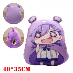 We Never Learn Anime Ogata Rizu Plush Stuffed Doll Cushion Pillow