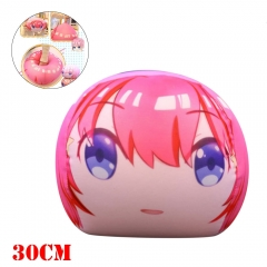 The Quintessential Quintuplets Anime Nakano Nino Plush Stuffed Doll Cushion Pillow