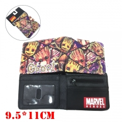 Marvel Comics Guardians of the Galaxy Movie PU Leather Wallet