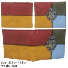 Harry Potter Movie PU Leather Wallet