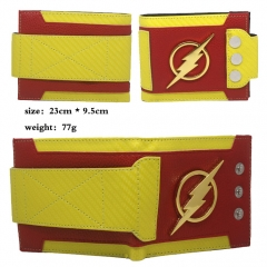 DC Comics The Flash Movie PU Leather Wallet