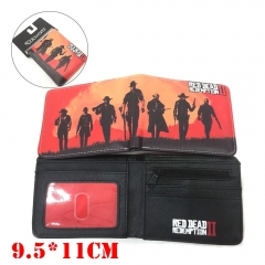 Red Dead: Redemption Game PU Leather Wallet