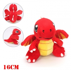 DragonVale World Game Plush Toy