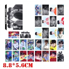 K-POP TXT TOMORROW X TOGETHER Card Photographs Set