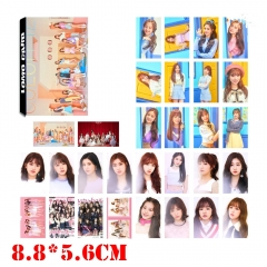 K-POP IZ ONE Card Photographs Set