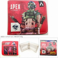 Apex Legends Game PU Leather Wallet