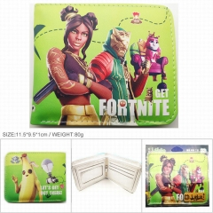 Fortnite Game PU Leather Wallet