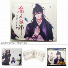 Grandmaster of Demonic Cultivation/The Founder of Diabolism PU Leather Wallet