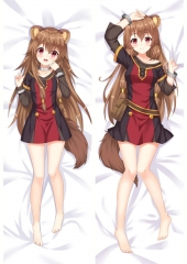 The Rising of The Shield Hero Design Soft Printed Pillow + Pillow Inner