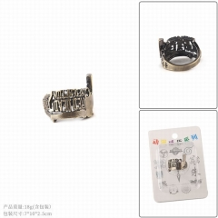 Red Dead: Redemption Game Cosplay Hollow Decoration Alloy Ring