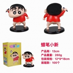 Crayon Shin-chan Cartoon Character Collection Model Toy Anime Figure