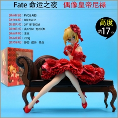 Fate Stay Night Nero Character Cartoon Toys Statue Anime PVC Figure