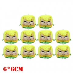 DC Comics Aquaman Movie Plush Keychain Set(10pcs)