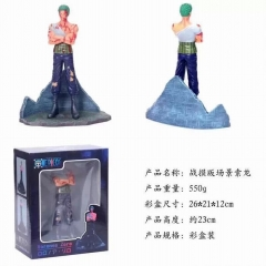 One Piece Roronoa Zoro Japanese Toy Anime Figure Toy Wholesale
