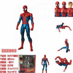 MAF075 Spider Man Movie Collectiobn Toy Anime PVC Figure Toy