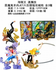One Piece Japanese Cartoon Cosplay Anime Collection Toy PVC Figure
