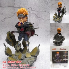 New Hot Selling GK Naruto Akatsuki Pain Toy Anime Figure Toy