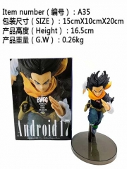 Dragon Ball Z A35# Model Collection Toy Anime PVC Figure