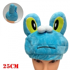 Pokemon Anime Froakie Plush Hat