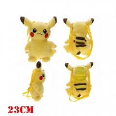 Pokemon Anime Plush Bag