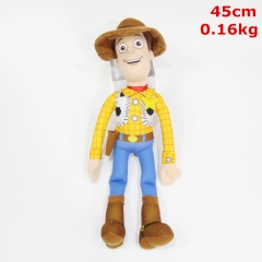 Toy Story Woody Movie Collection Gift Doll Anime Plush Toy