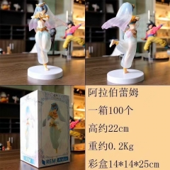 Re:Zero Kara Hajimeru Isekai Seikatsu Rem Anime PVC Figure Cartoon Toys