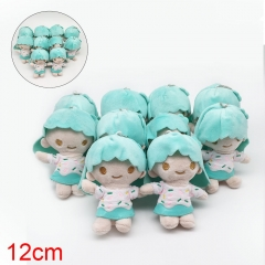 Twin Stars Anime Plush Keychain Set(10pcs)