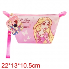 Tangled / Rapunzel Movie PU Leather Purse Cosmetic bag