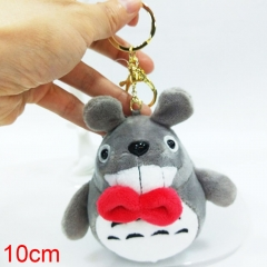 My Neighbor Totoro Anime Plush Keychain
