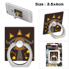 The Legend Of Zelda Stick Alloy Ring Fashion Anime Phone Support Frame