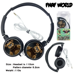 Five Nights at Freddy's Anime Headphone Earphone