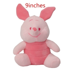9inches Pooh Bear Anime Plush Toy