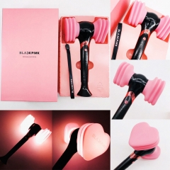 K-POP BLACKPINK LightStick Concert Glow Lamp hammer Light stick JISOO Lisa JENNIE ROSE Fans Gift