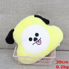 K-POP BTS Bulletproof Boy Scouts Cute Decorative Sofa Anime Plush Pillow