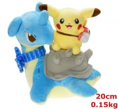 Pokemon Pikachu Japanese Cartoon For Gift Dolls Anime Plush Toy