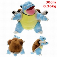 Pokemon Blastoise Japanese Cartoon For Gift Dolls Anime Plush Toy