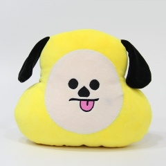 K-POP BTS Bulletproof Boy Scouts JIMIN Cosplay Korean Group Anime Plush Pillow Toy
