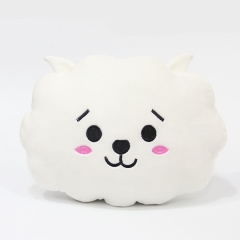 K-POP BTS Bulletproof Boy Scouts JIN Cosplay Korean Group Anime Plush Pillow Toy